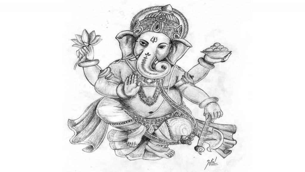 Lord-Ganesh-Painting-wallpapers