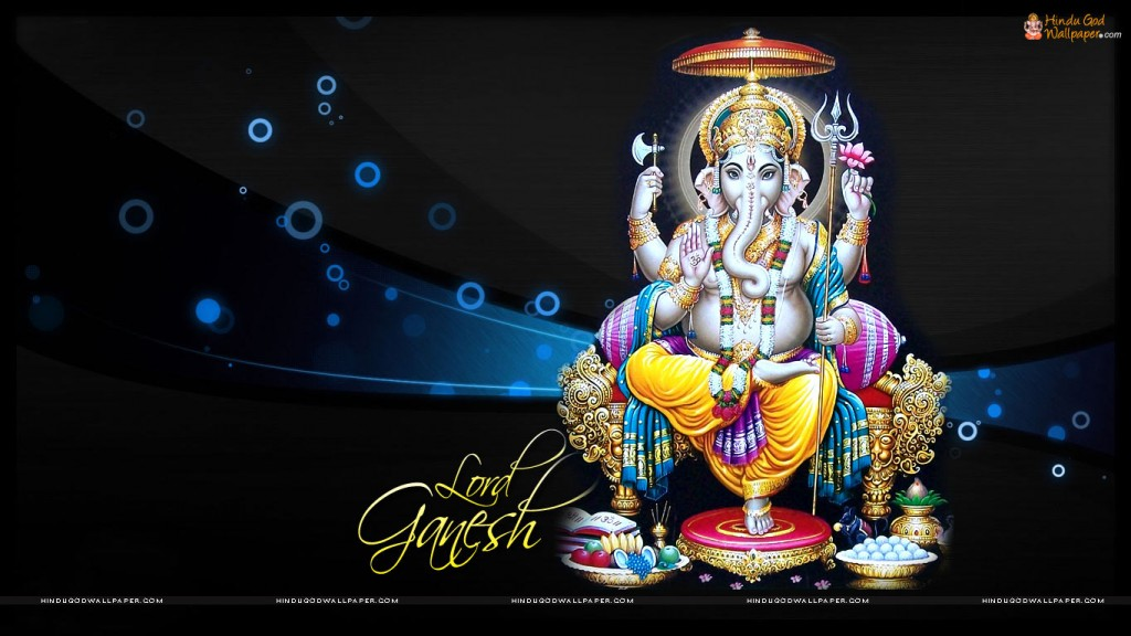 Lord Ganesh free wallpapers-laptop-facebook