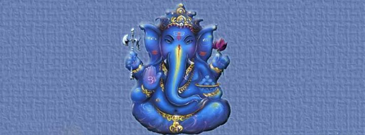 Lord Ganesha Images For Facebook Timeline Cover Picture-1