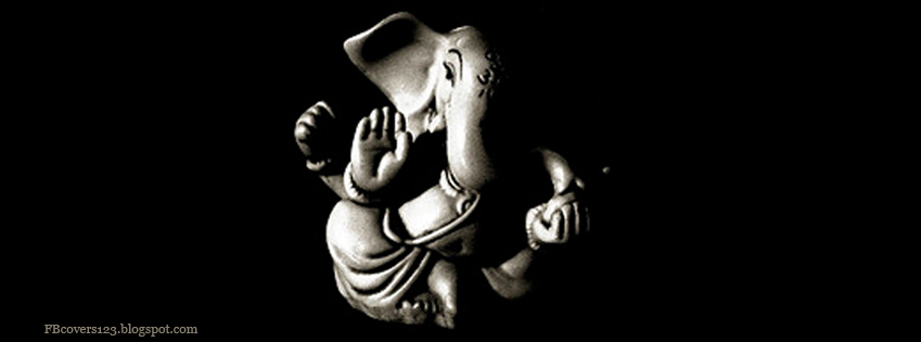 Lord Ganesha Images For Facebook Timeline Cover Picture-16