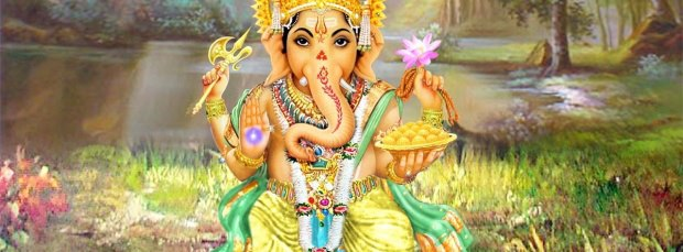Lord Ganesha Images For Facebook Timeline Cover Picture-7