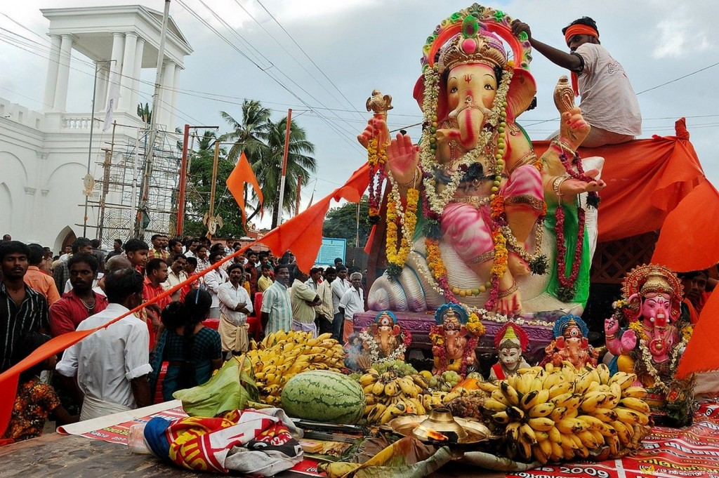 Why Ganesh Chaturthi Celebrated