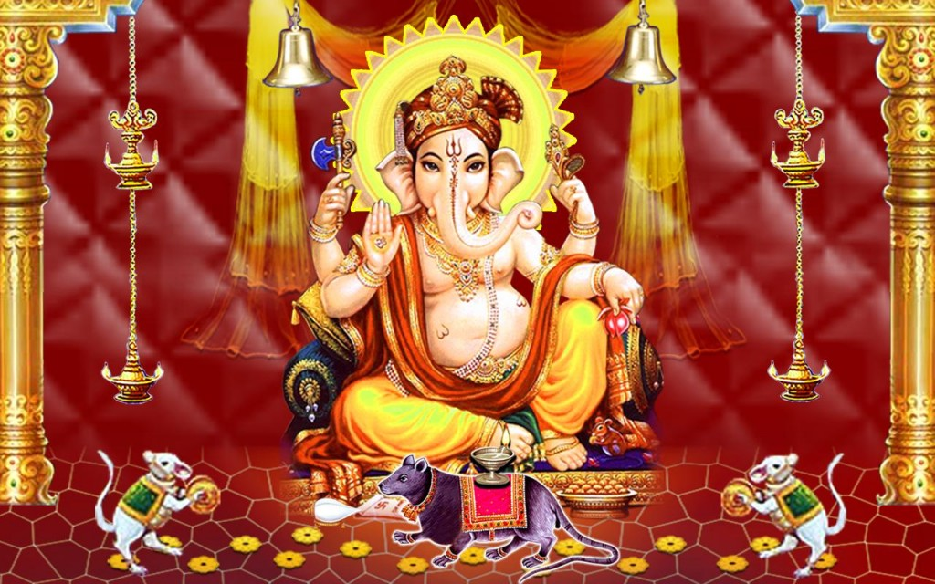Worship Lord Ganesha
