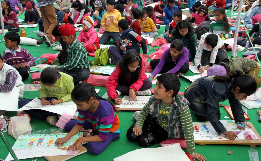 ganesha-featival-Painting-Competition