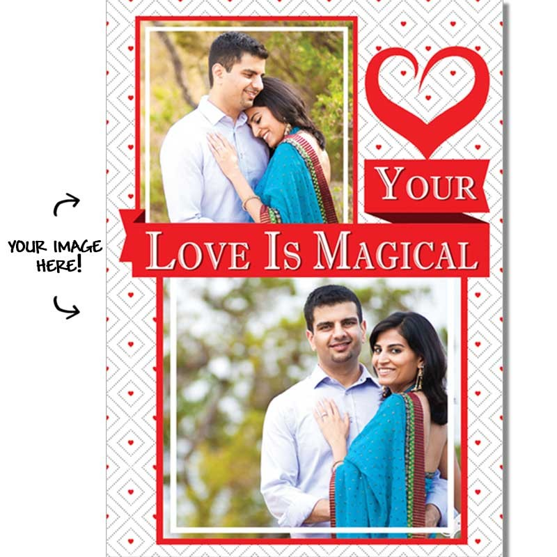 Giftease-romanticPersonalized_Poster_-_Your_Love_is_Magical_gift-for-him