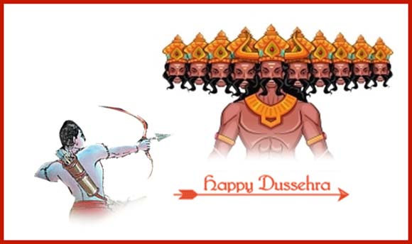 Why is Dussehra celebrated