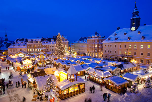 christmas holiday destinations in europe - Best Places To Visit During Christmas