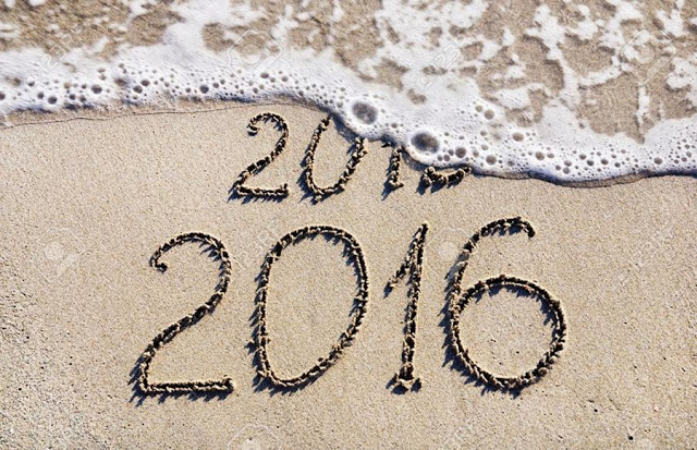 Happy New Year 2016 HD Wallpapers-beatch