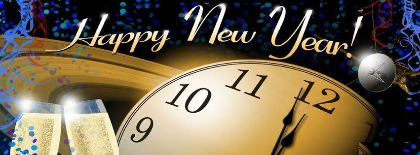 happy new year facebook cover photos 2018 images