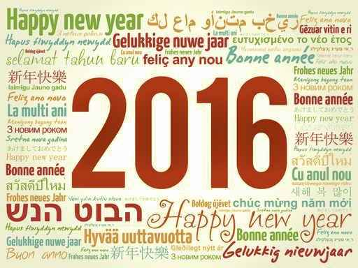 new year in different languages images