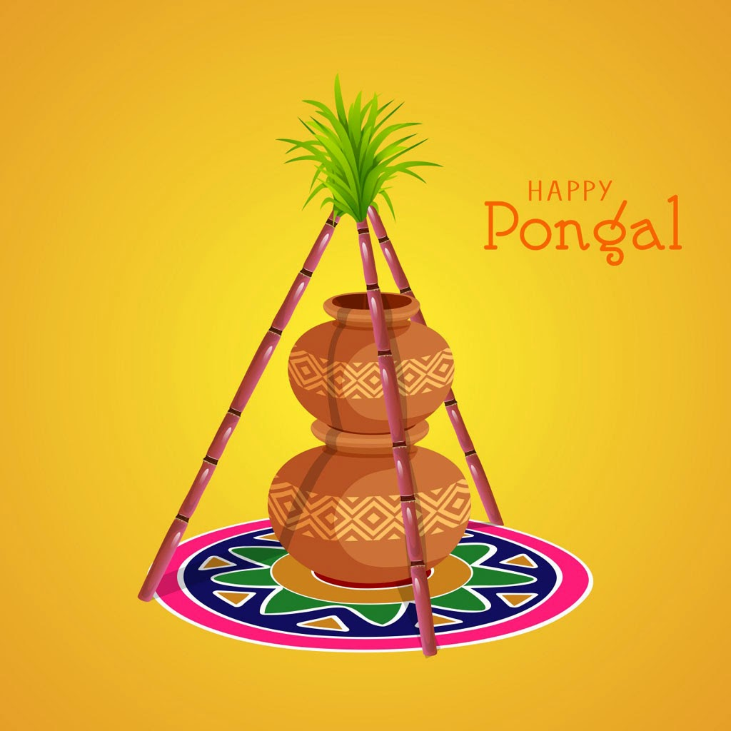 Happy Pongal Greetings SMS Messages In Tamil