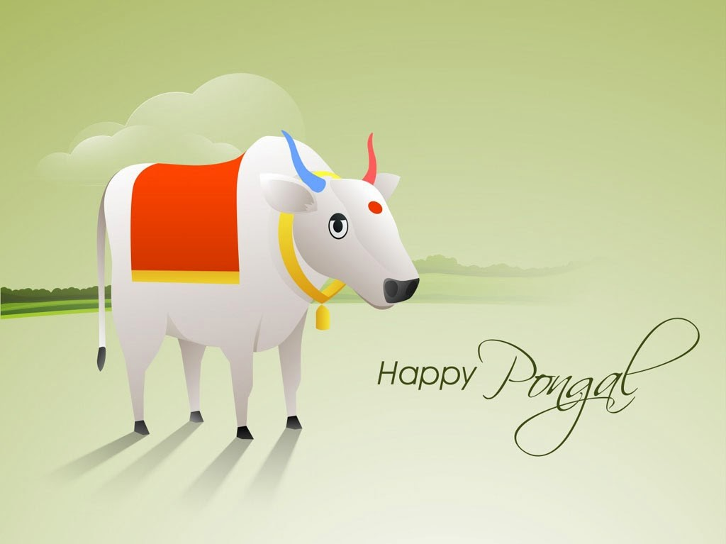 Happy Pongal Images And Wallpapers-2016