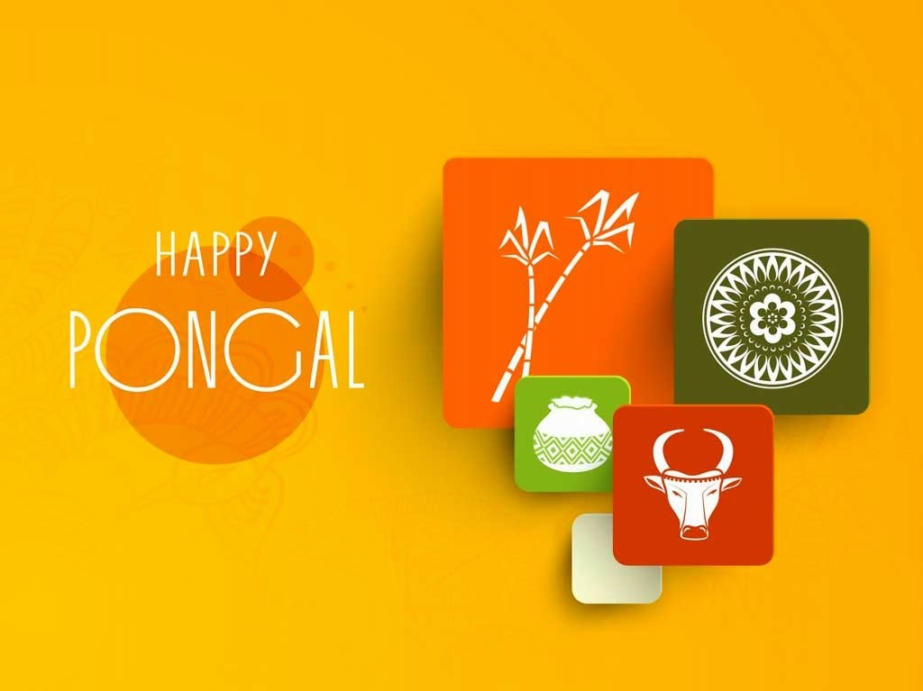 Happy Pongal Images & Wallpapers 2016