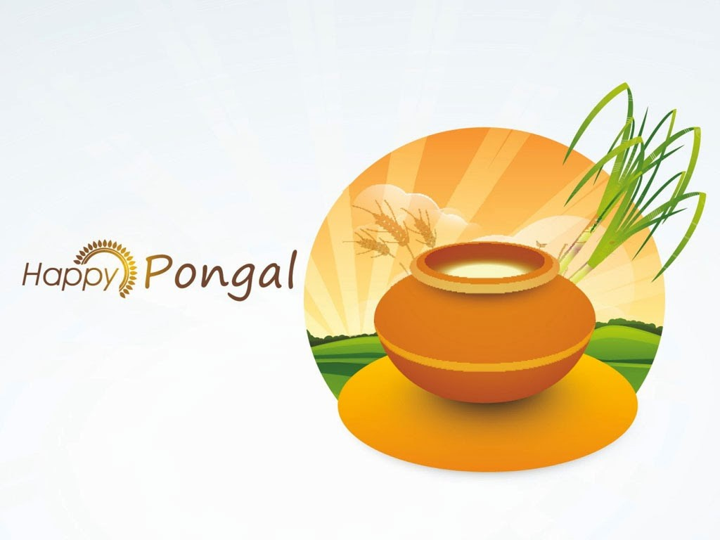 Happy Pongal Wishes Greetings Cards With Quotes