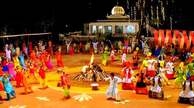 Lohri Celebrations in India