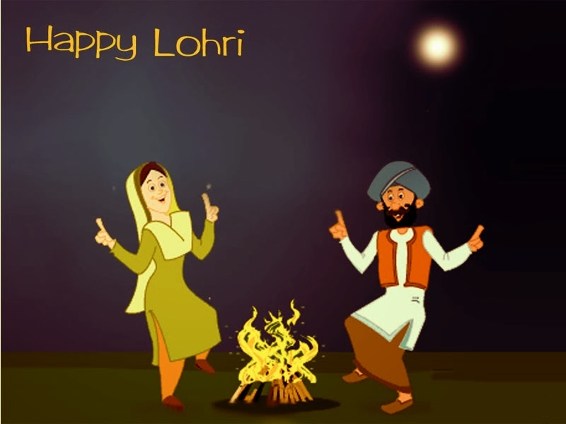 Lohri wallpapers FREE Download-Happy Lohri 2016 wishes, pictures, images