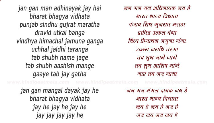 National Anthem-first translated into Hindi language by the Abid Ali in 1911
