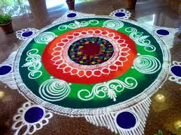 Republic Day Rangoli Design