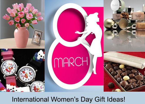 Gift Ideas For International Womens Day 2016