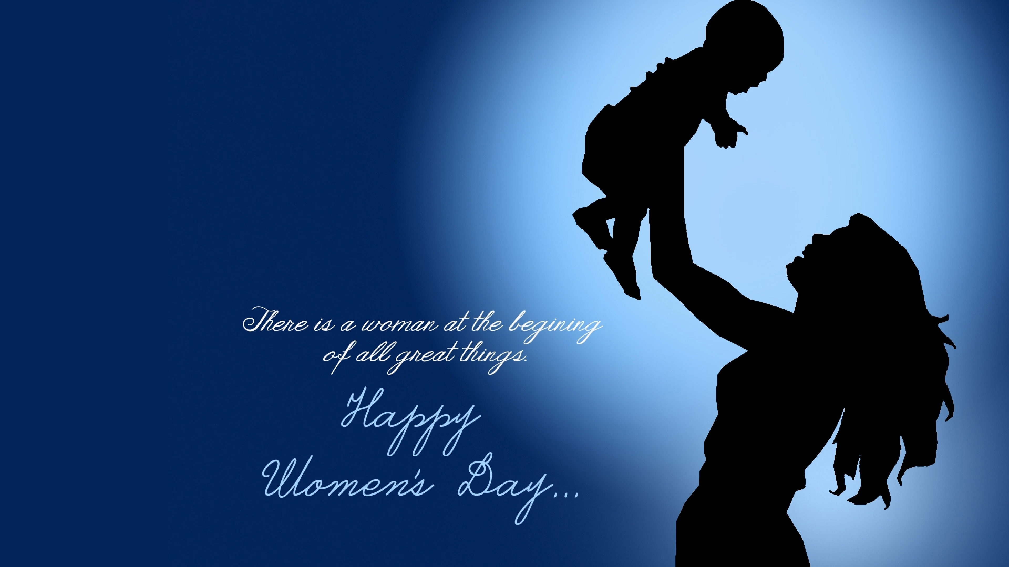 Happy-Womens-Day-Greetings-HD-Wallpapers-with-baby