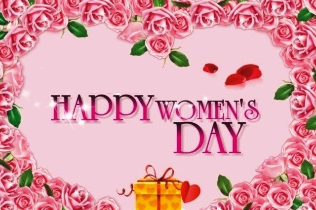 Happy Women's day wallpapers quotes 2016