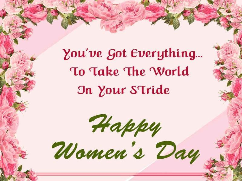 Quotes for International Womens Day