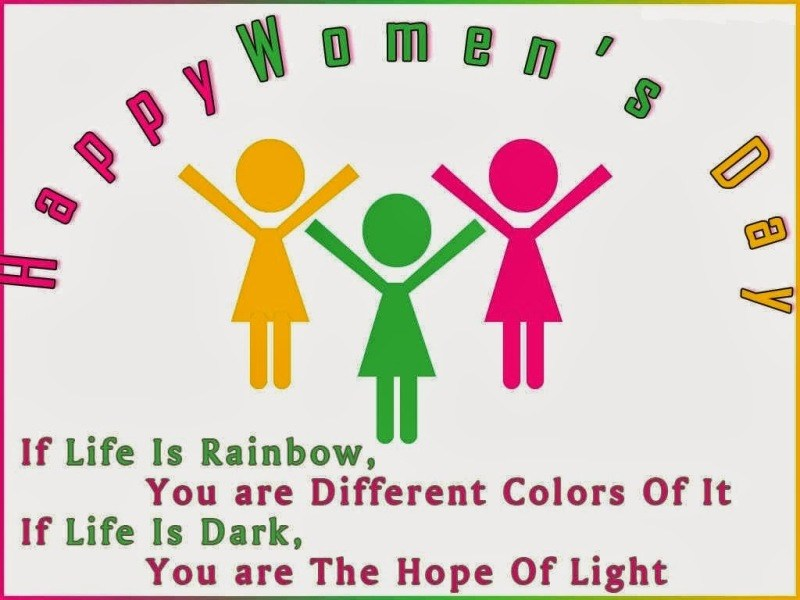 Happy Womens Day Wishes Greeting Cards Wallapers Free Download