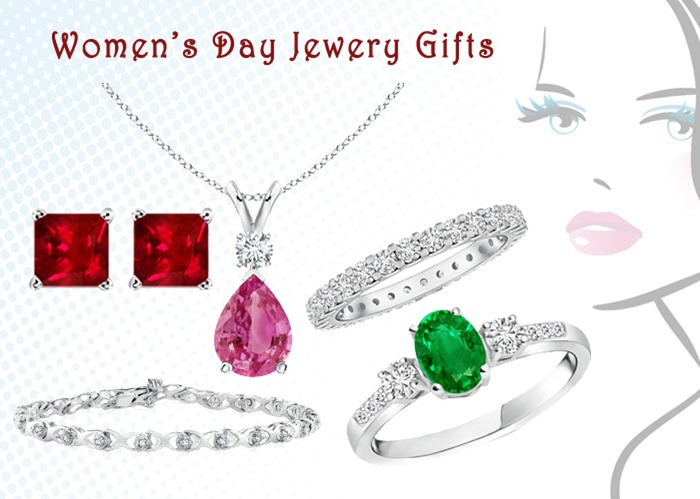 Womens-Day-Jewelry-Gifts-DIY Gift Ideas for International women's day
