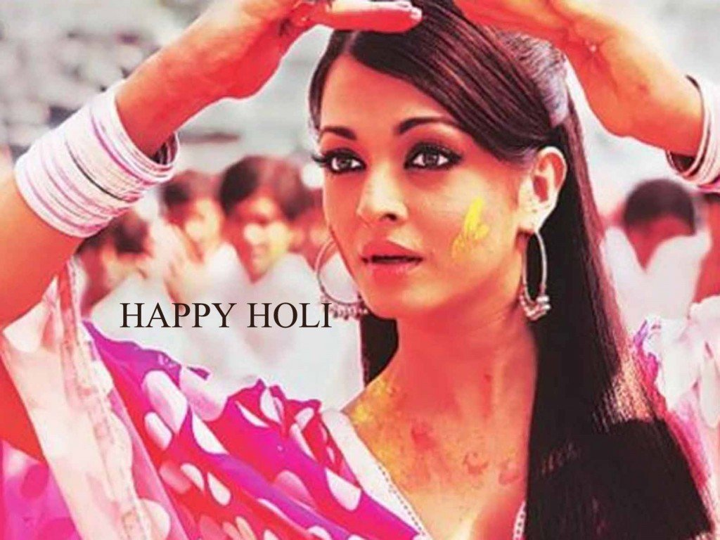 Colorful-Holi-Wallpaper-Aishwarya-Rai