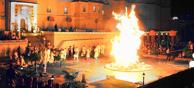 Holi Celebrated in Rajasthan