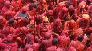Holi in Andhra Pradesh