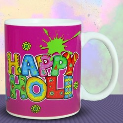 Happy Holi Gift Mug