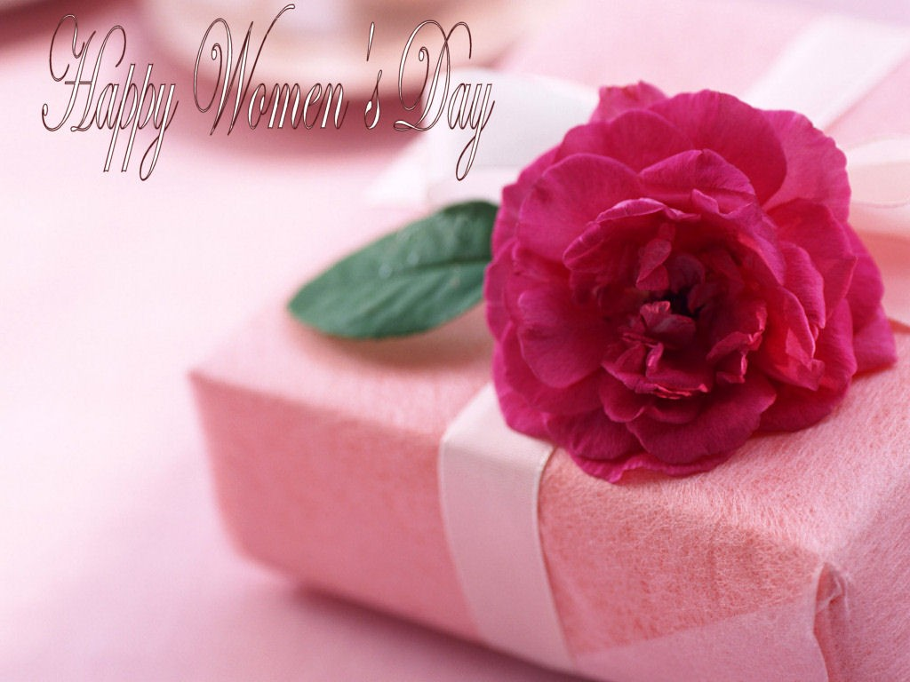 International-Womens-Day-Flower-Wallpaper