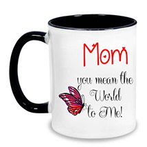 Womens day personalized mug gift