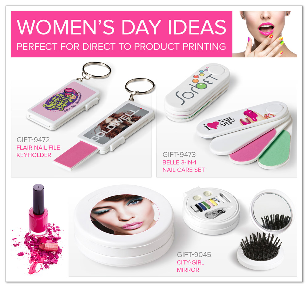 Cosmetic gifts for women