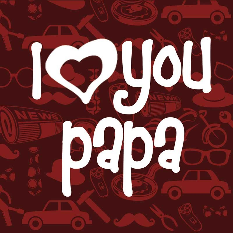 I_Love_You_Papa_Recordable_Greeting_Card
