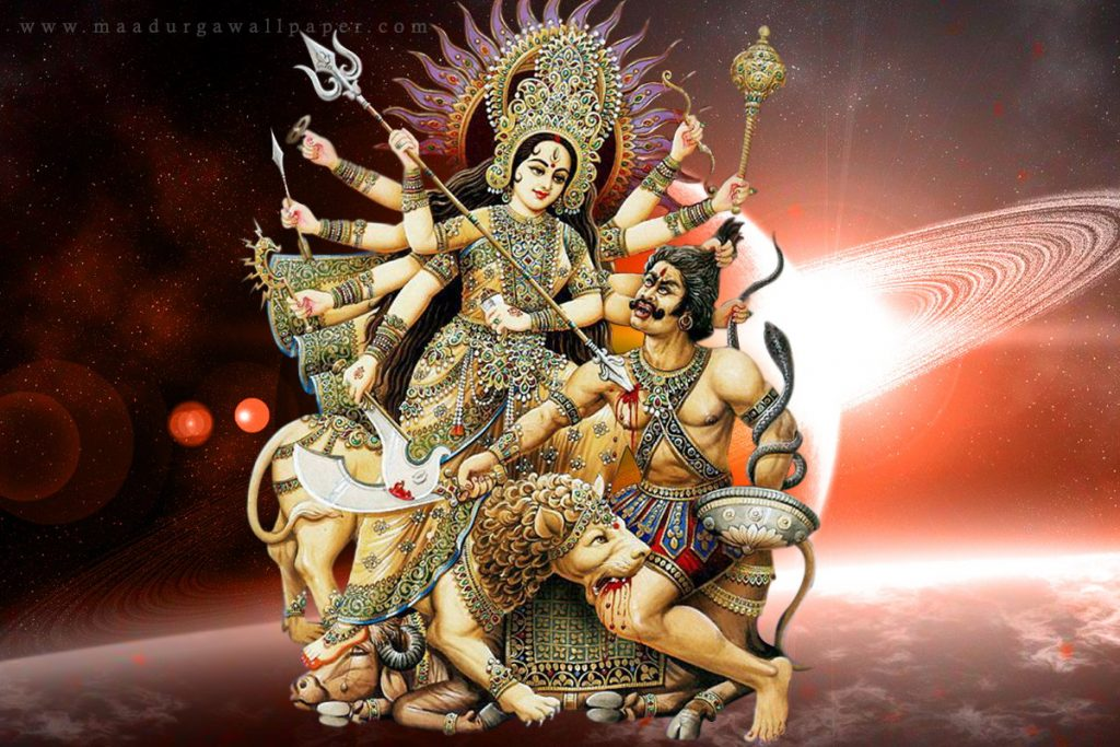 Durga Puja Hd Wallpaper: Maa Durga HD Wallpaper, Images, Photos Free Download