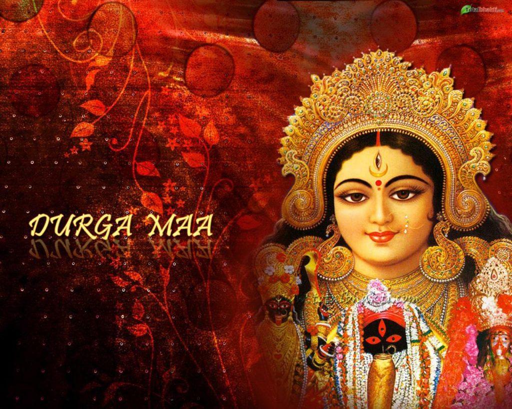 Maa Durga Hd Wallpaper Images Photos Free Download