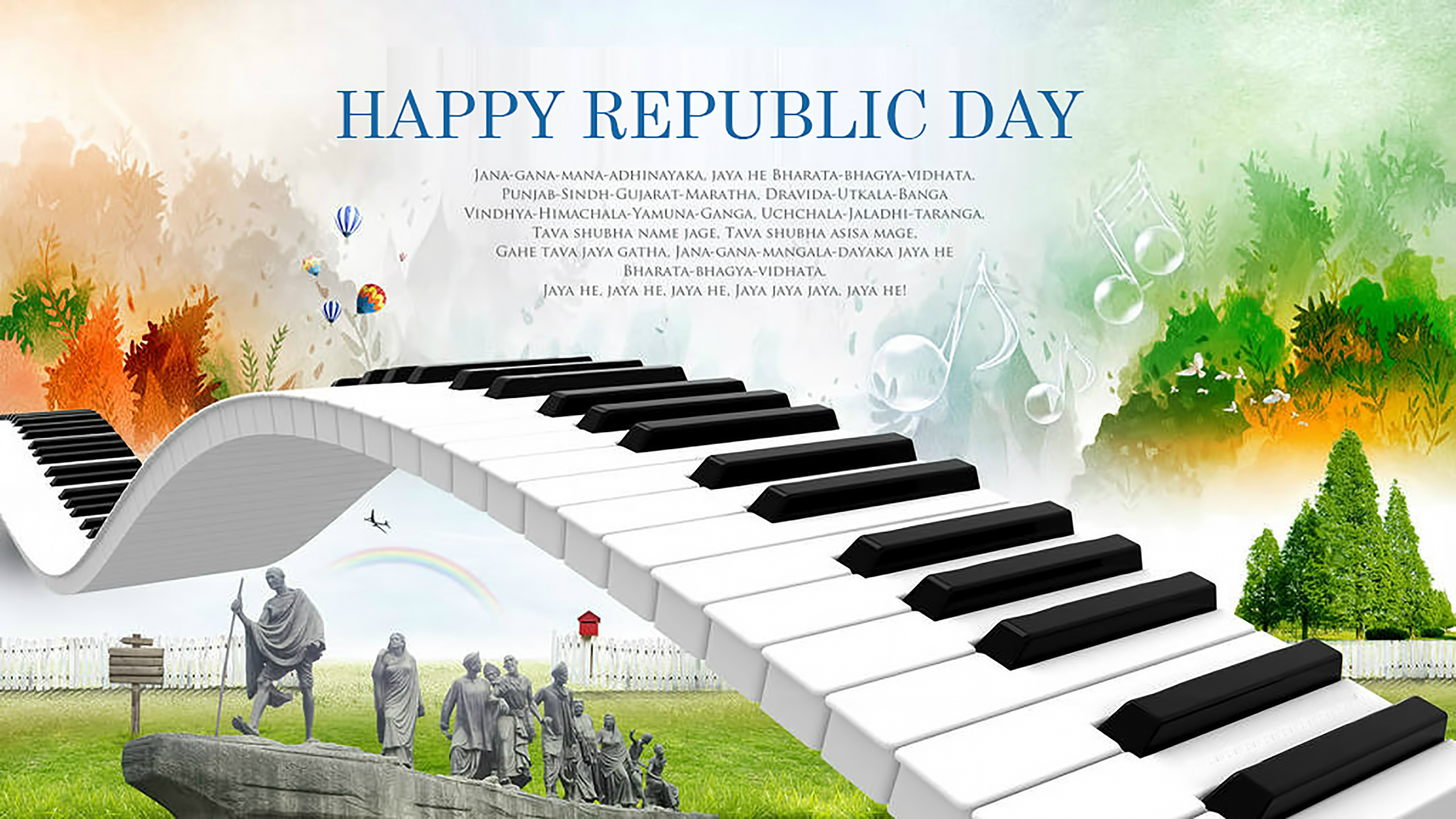 Download patriotic songs for free.