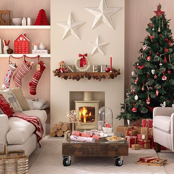 Latest X Mas Home Decoration And Holiday Ideas