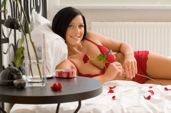 Lingerie Valentine: The Perfect Gift for Lovers