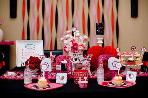 Ideas for Valentine's Day Celebration