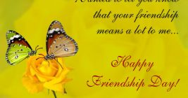 Happy Friendship Day Quotes SMS 3