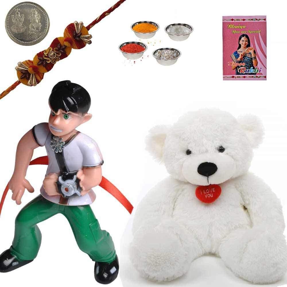 Soft toys gift Raksha Bandhan