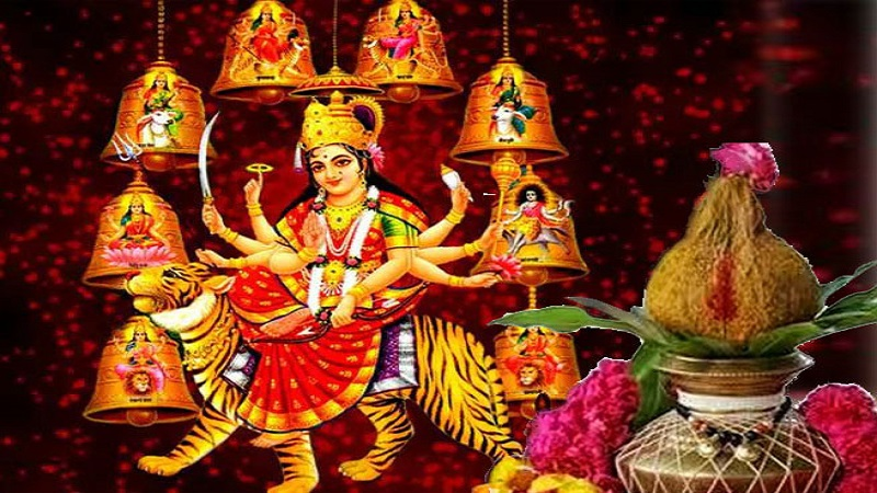 Navratri Images For WhatsApp DP, Profile Wallpapers – Free Download