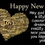 Happy New Year 2020 SMS