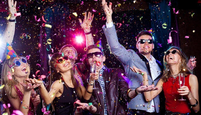 Places to Celebrate New Year 2020