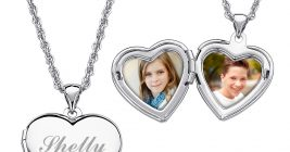Gift Loved Ones a Locket