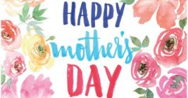 Facts of Motherhood for Mother's Day 2019