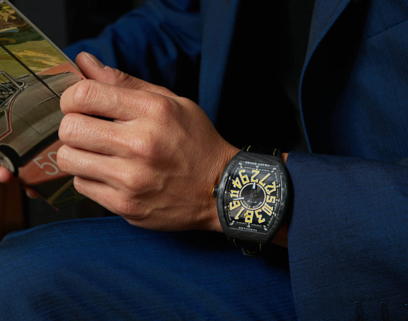 A Stylish Watch for Father